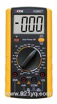 VC9807A+ 数字万用表 VC9807A+