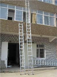 ST铝合金单升降梯 ST
