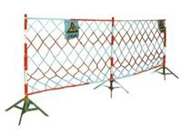 ST电力安全围栏网 尼龙(高强丝)围网 定做安全围网围旗
