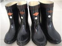 ST绝缘橡胶靴雨靴 电力安全绝缘靴高压绝缘靴皮鞋 ST
