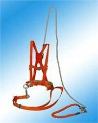 ST40毫米宽高强丙纶织带安全带,透气软护腰单保险安全带