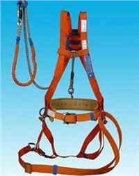 ST防滑电工安全带 双背安全带 安全带佩戴 水泥杆安全带