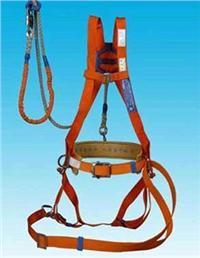 ST广口全身式电工安全带 五点式双保险电工安全带