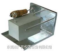 紡纖紡織層的耐熱試驗裝置