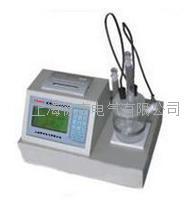 TE6510绝缘油微水测试仪 TE6510