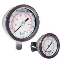 高品质可充油式不锈钢表(ASME B40 标准) PFP