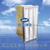 洁净室工业过滤器F8中效袋式