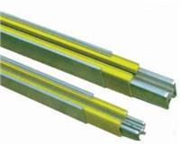 铝合金外壳单极滑触线 HXPnR-H型铝合金外壳单极滑触线