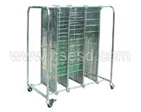 PCB Stainless steel Turnover Cart CS6683398