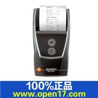 testo快速打印机 0554 0549 带红外无线接口 快速数据传输