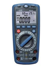 DT-61系列 六合一多功能环境数字万用表  DT-61