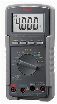 RD700數字萬用表 RD700
