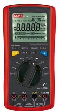 UT70C通用型數字萬用表 UT70C