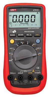 UT61C新款自動量程數字萬用表 UT61C