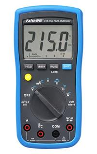 FT215寬頻響真有效值萬用表 FT215