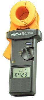 PROVA5635鉗型接地電阻計 PROVA5635