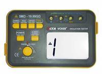 VC60D+絕緣電阻測試儀 VC60D+