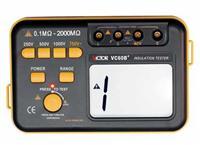 VC60B+絕緣電阻測試儀 VC60B+