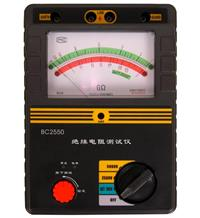 BC2550绝缘电阻测试仪 BC2550