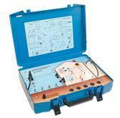 MI2166電氣裝置**教學演示板 MI2166