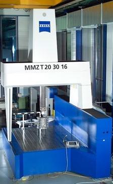MMZ T 带平台桥式三坐标测量机
