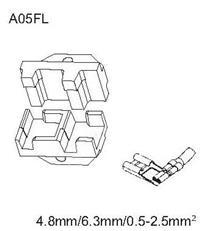 A05FL 可选配钳口 A05FL