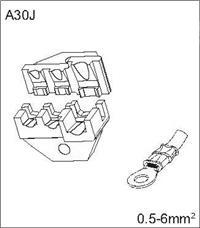 A30J 可选配钳口 A30J