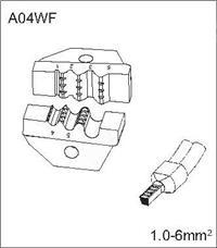 A04WF 可选配钳口 A04WF