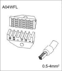 A04WFL 可选配钳口 A04WFL