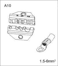 A10 可选配钳口 A10