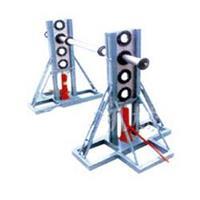 YSJ型液压升降式电缆放线架DLJJ010 YSJ