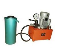 电动大吨位单作用(单动式)千斤顶 电动大吨位单作用(单动式)千斤顶