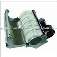 LK-FQTC-Φ200X550风冷陶瓷加热器(带陶瓷散热片) LK-FQTC-Φ200X550