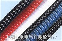 螺旋形弹簧电缆系列 螺旋形弹簧电缆系列