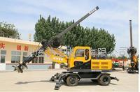 LD-360°轮式旋挖钻机 LD-360°
