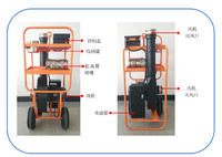 漏风量测试机/漏风量检测仪器