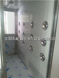 供应东莞惠州等地烤漆风淋门 电子车间必备更衣室风淋门