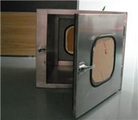 实验室药厂电子专用不锈钢杀菌传递窗深圳厂家 600*600*600