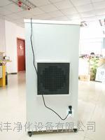 PM2.5滤除雾霾家用低噪音FFU空气净化器1200D家用FFu净化器 YJ-1200D