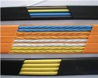 扁平电缆 YVFB