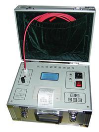 微电脑氧化锌避雷器测试仪 YBL-III