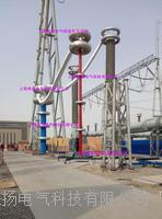 變頻式串並聯諧振耐壓試驗變壓器 LYYD2000