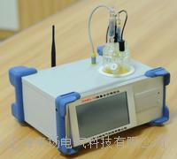 微量水分測定儀 ZHWS-10