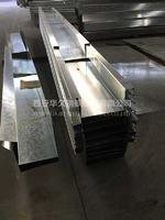 西安不锈钢水沟,不锈钢天沟,不锈钢水槽加工,可来图定做安装 全长角度负差±0.5度
