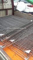 排水沟盖板、钢格板沟盖、排水性能好,高度抗压力