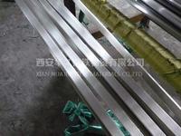 西安不锈钢矩形管 201材质75*19矩形管 不锈钢扁通