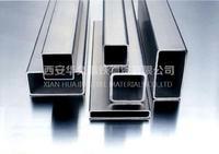 西安不锈钢矩管、不锈钢光亮管、厂家批发货架装饰管