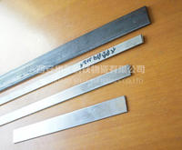 西安6米長不鏽鋼扁鋼,表麵平整美觀 西安6米長不鏽鋼扁鋼表麵平整美觀
