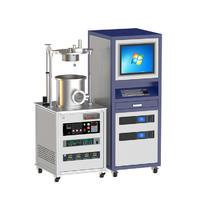 磁控濺射/真空蒸發複合型鍍膜設備