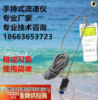 金水華禹便攜式流速儀LS300A流速儀